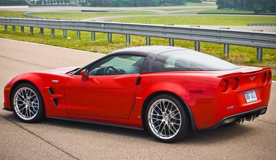 Chevrolet Corvette Coupe ZR1