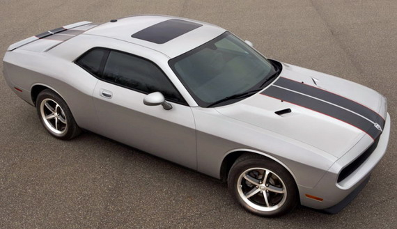 Dodge Challenger RT (2009)