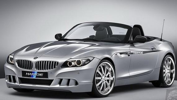 Тюнинг 2010 BMW Z4