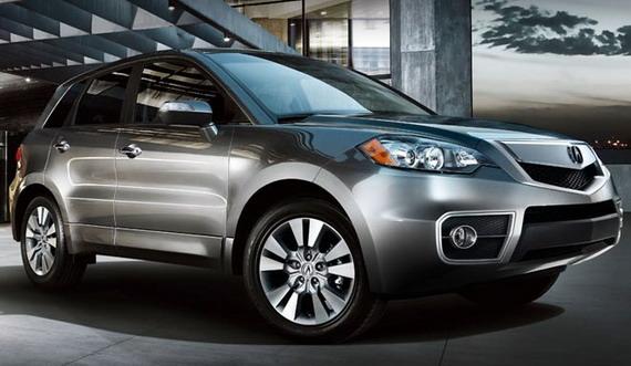 Acura RDX Automatic SH-AWD Tech