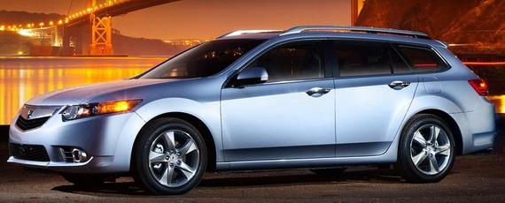 Acura TSX SportWagon Automatic Tech