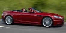 Aston Martin DBS Volante 2010