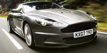 Aston Martin DBS 5.9 V12
