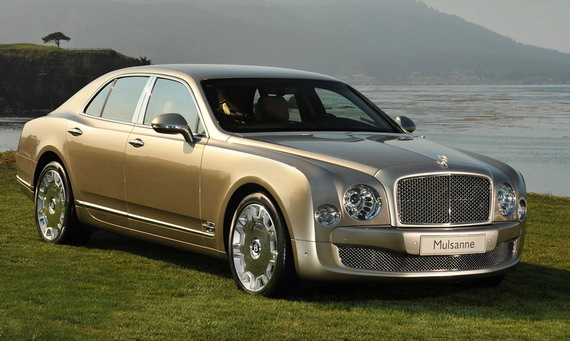 Bentley Mulsanne 6.7 V8