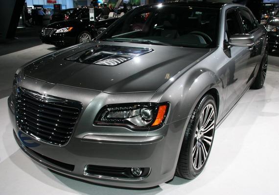 Concept car от Chrysler