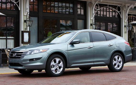 Honda Accord Crosstour EX-L Automatic Navigation