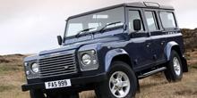 Land Rover Defender cтанет безрамным