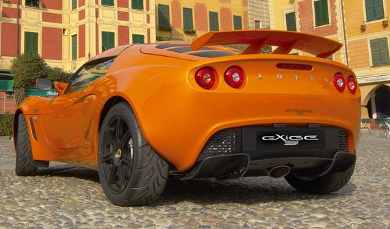 Lotus Exige S 2007