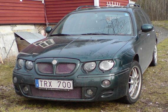 MG ZT-T 190