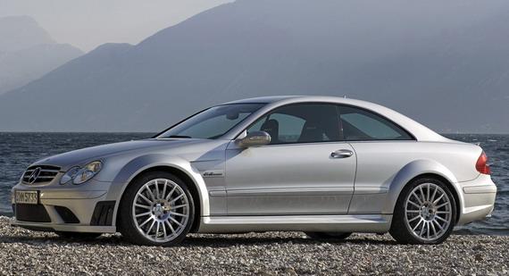 Mercedes-Benz CLK63