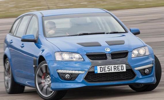 Opel представила 425-сильный универсал