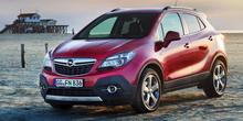 Opel Mocca будет выпускаться в Европе