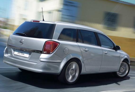 Opel Astra Caravan 1.6 Turbo