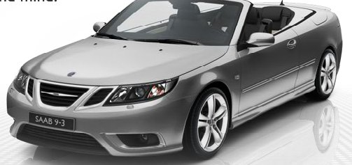 Saab 9-3 2.0T Convertible