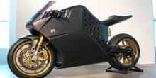 Самый быстрый электрический мотоцикл