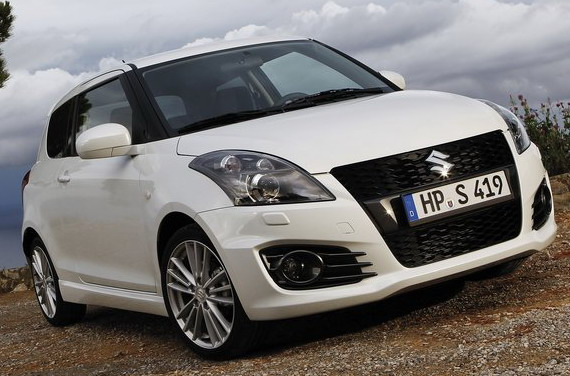 Swift для британского автомобильного рынка