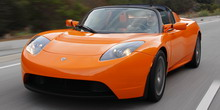 Tesla Roadster 2009
