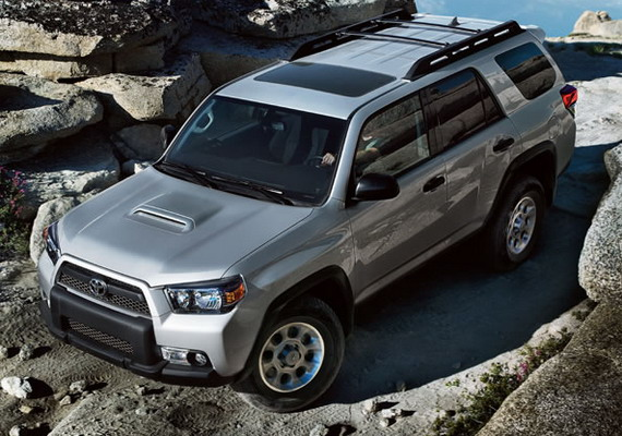 Toyota 4Runner Trail V6 4×4
