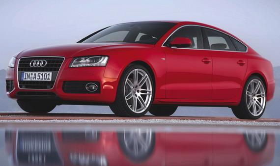 Audi A5 Sportback 3.2 V6 FSI quattro