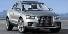 Внедорожник Audi Q3 появится в Европе уже осенью