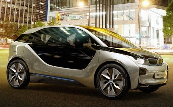 BMW расширяет линейку электромобилей