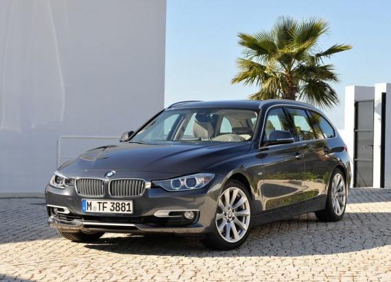 BMW Sports Wagon он же BMW Touring (F31)