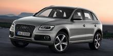 Дебют Audi Q5 2013 модельного года
