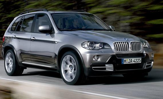 Эволюция BMW X5('99-'10)