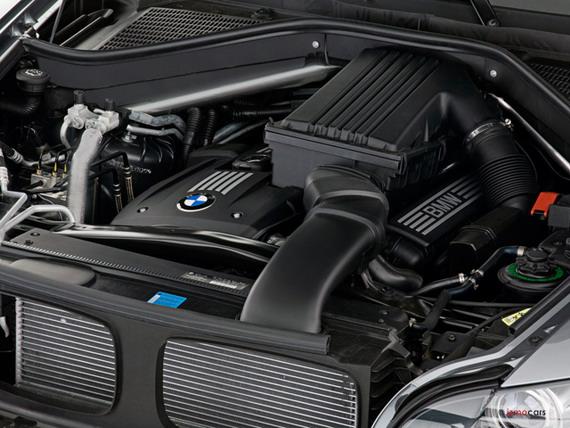 Эволюция BMW X5(99-10)