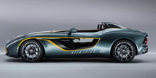 Юбилейный спидстер от Aston Martin