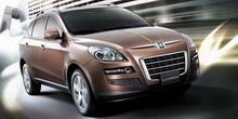 Luxgen 7 SUV – китайская копия Porsche Cayenne