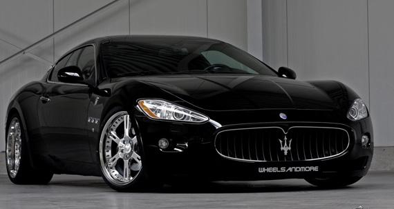 Maserati – история создания и развития