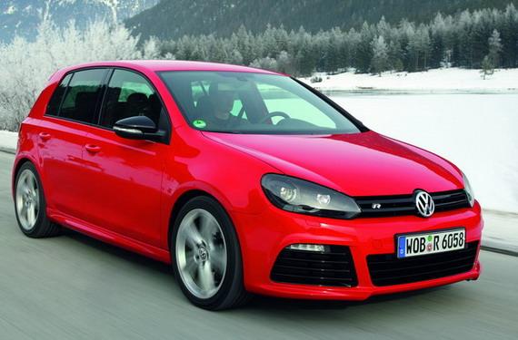 Новый Volkswagen Golf R поступит в продажу в США