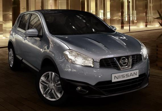 Вышел обновлённый Nissan Qashqai 2010