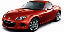 Обновлённый родстер MX-5 от Mazda