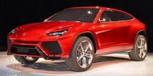 Первый внедорожник компании Lamborghini