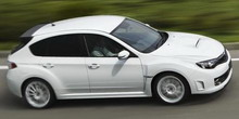 Subaru Impreza WRX STI Hatchback 2008