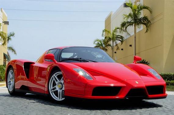 Восхитительнейший Ferrari Enzo