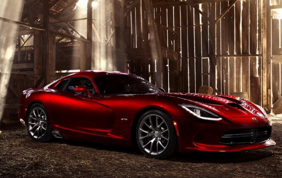 Dodge Viper They Are Only 25 000 In The World Exclusives Cars 2013
